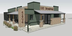 off-broadway-exterior-sketchup
