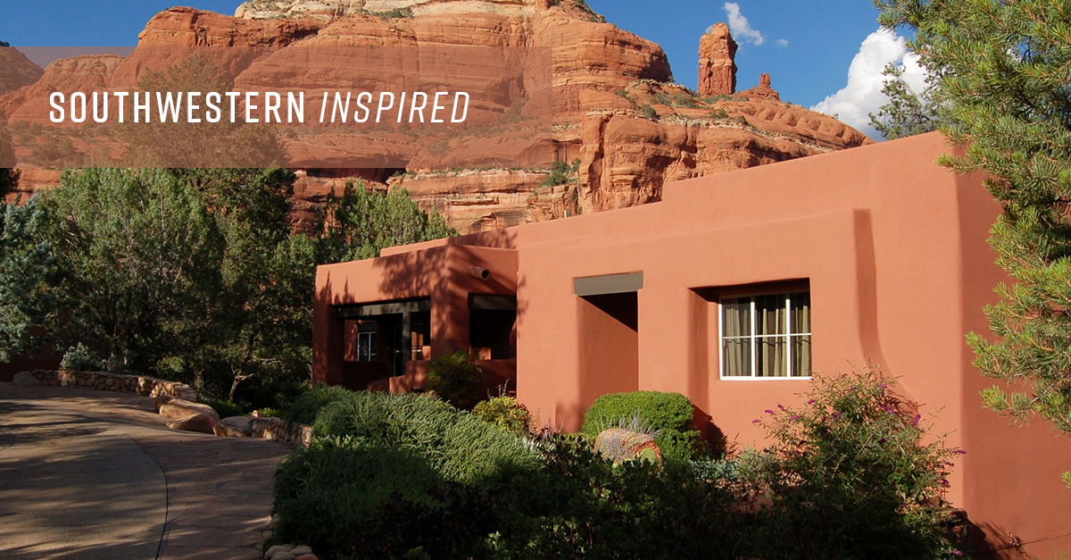 southwestern-inspired
